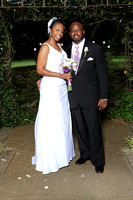 RoShunda & Fredrick Smith Wedding
